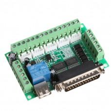 Интерфейсная плата для ЧПУ с USB