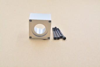 Крепление шагового двигателя NEMA 23 алюминиевое