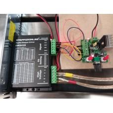Контроллер шагового двигателя ШИМ (PWM)