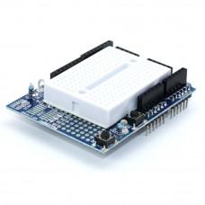 Шилд прототипирования c макетной платой SYB-170 мини Макет основе для arduino UNO ProtoShield DIY