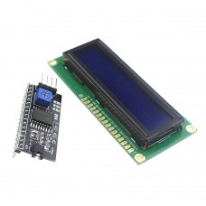 Дисплей LCD 16x2 HD44780